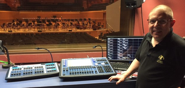 The Bridgewater Hall Increases Flexibility And Creative Options With ChamSys MagicQ MQ80