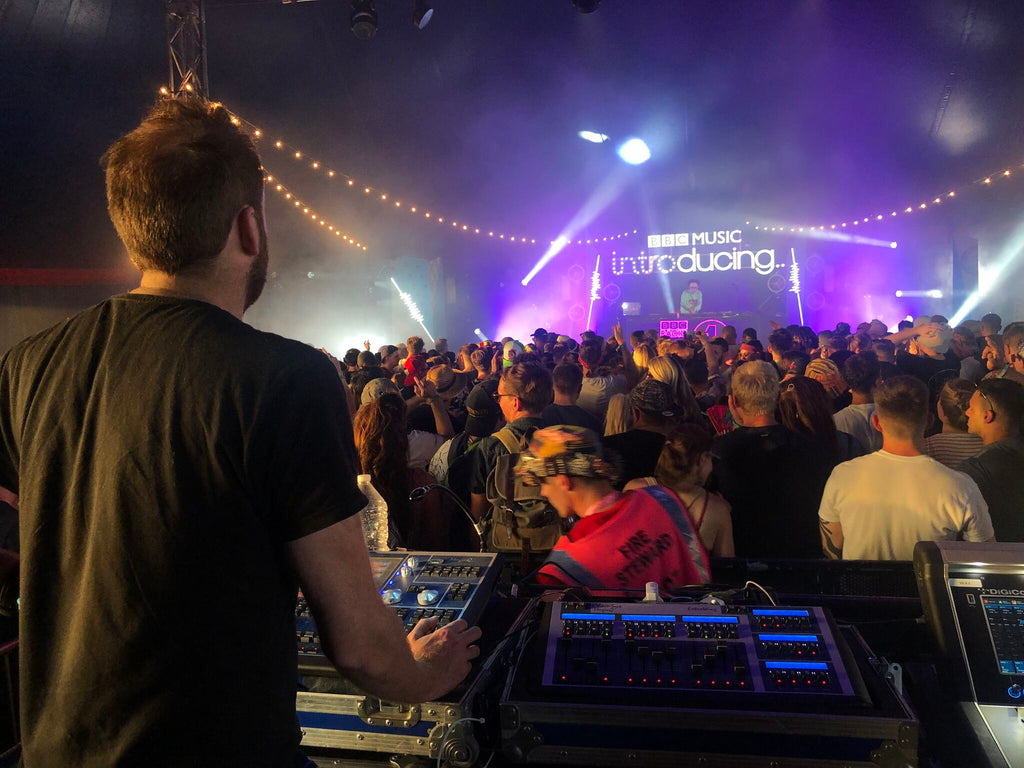 ChamSys Consoles A Common Sight At Glastonbury