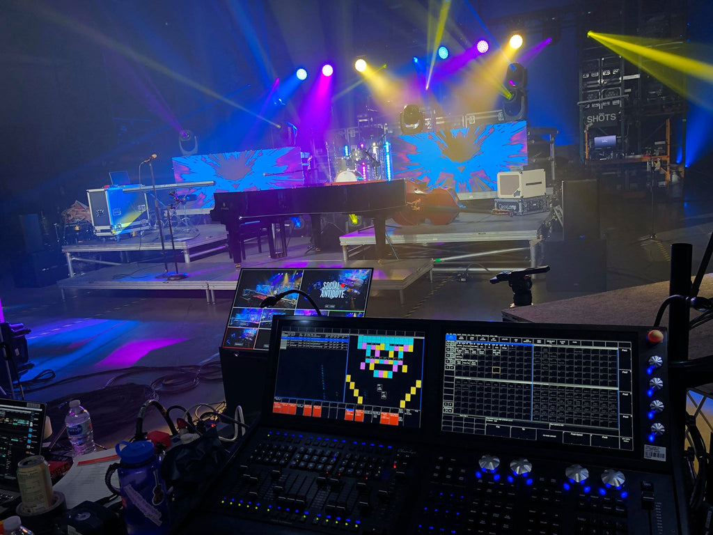 "Murphy's Production Services Powers ""COVID-19 World Tour"" With ChamSys"