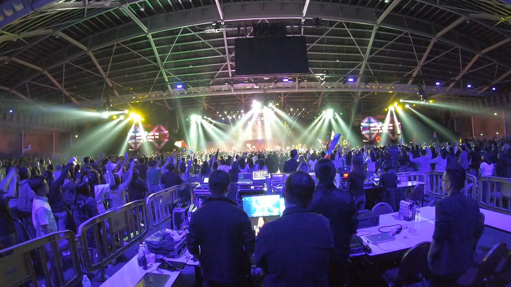 Nick Ho Adds New Dimensions To  G12 Asia Conference With ChamSys