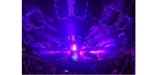 Neil Marsh Runs Uplifting Above & Beyond Tour With ChamSys MagicQ MQ500