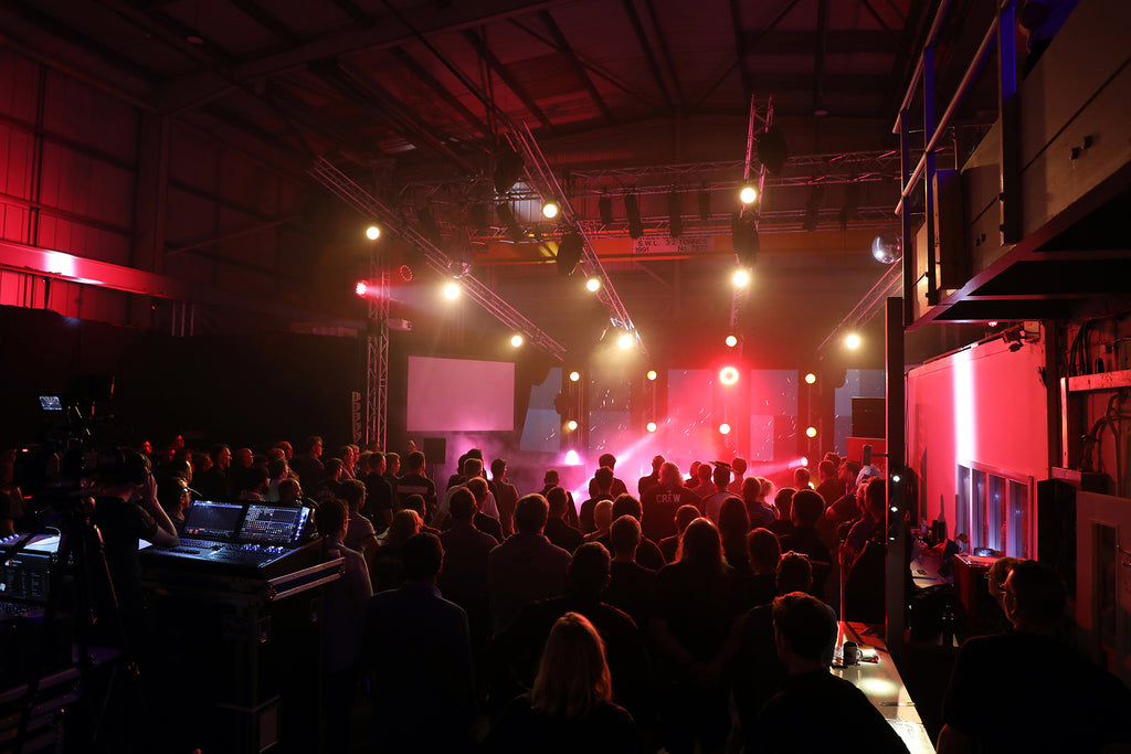ChamSys Grand Opening Draws Crowd