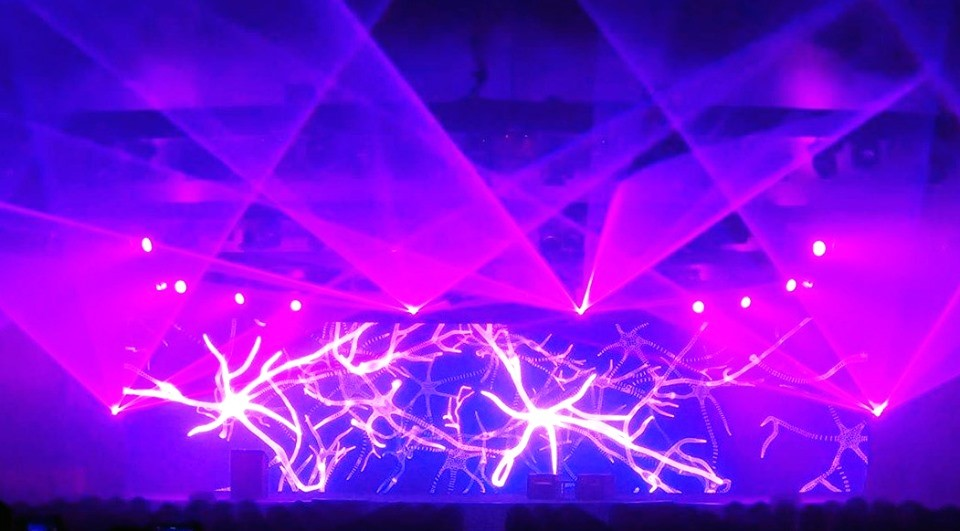 Nick Ho Powers MCW19 Shanghai Show With ChamSys MagicQ MQ60