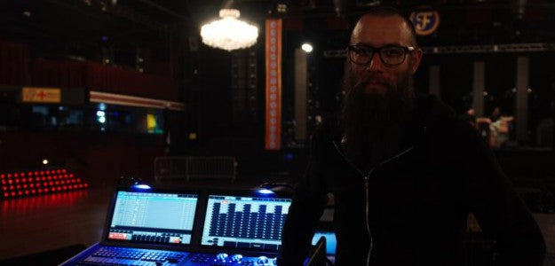 "Michael Howe Runs Mastodon ""Emperor of Sand"" Tour With ChamSys MagicQ MQ500 Stadium"