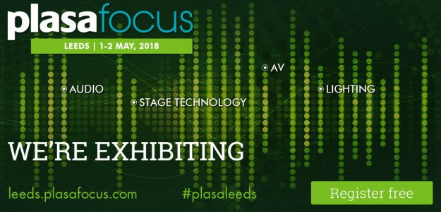 ChamSys at PLASA Focus Leeds 2018