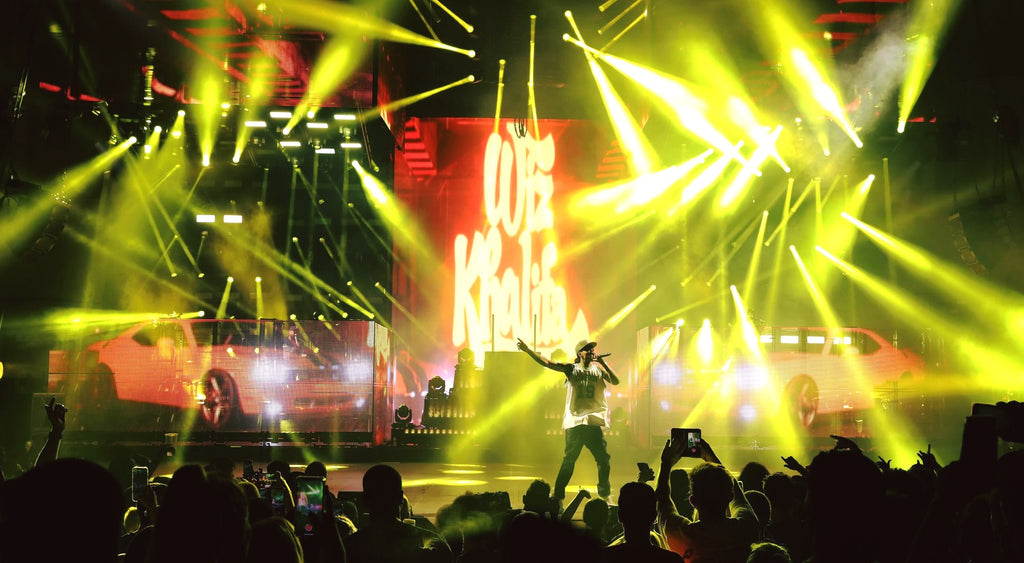 Jason Bullock Simplifies Complexity with ChamSys  on Wiz Khalifa Summer Tour