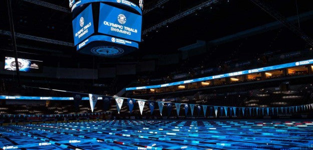 ChamSys on hand to light Olympic swimming trials