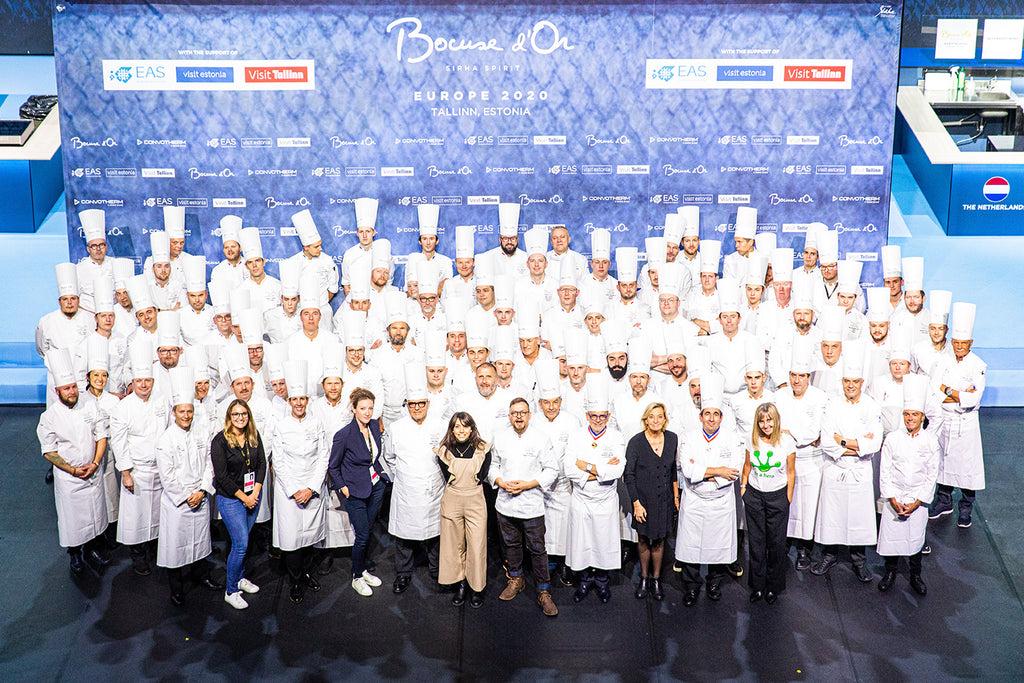 Olev Luhaäär Powers Flexible Design For Bocuse d'Or Europe 2020 Contest With ChamSys