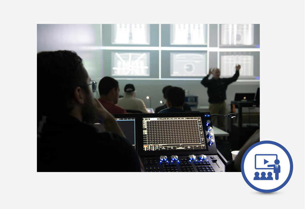 ChamSys - Lighting control software and hardware