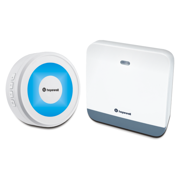 150m EXTRA USB Powered Battery-Free Wireless Doorbell