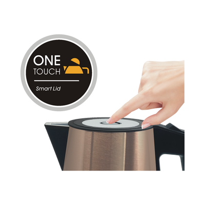 1.2L Triple Layer Cool Touch Kettle