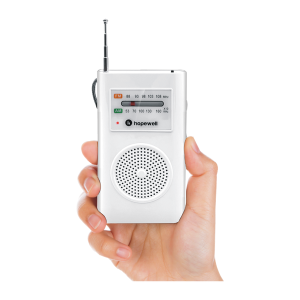Portable AM/FM/TF Card Radio