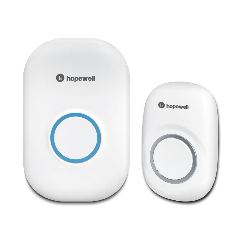 200m EXTRA Plug-In Battery-Free Wireless Doorbell