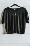 Original 9.oh.1 Crop Tee