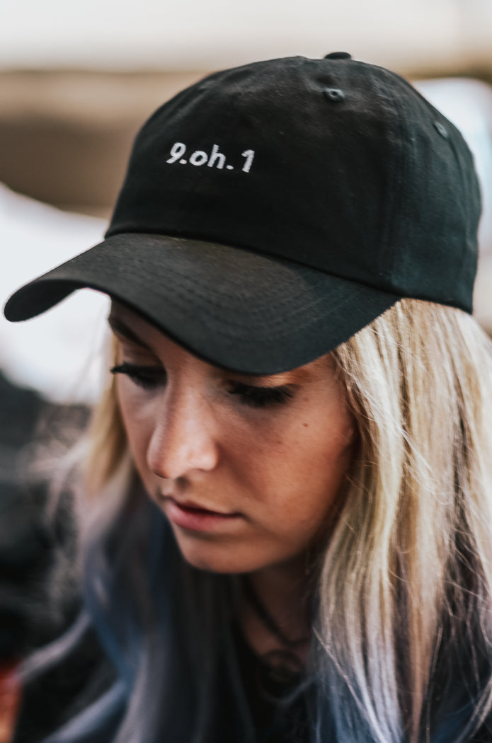 Original 9.oh.1 dad cap