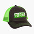 Split NASA Neon Cap