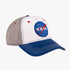 Tri-colored NASA Cap