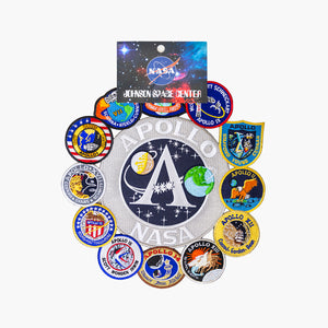 Apollo Collage Patch