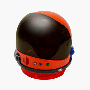 Astronaut helmet with sound