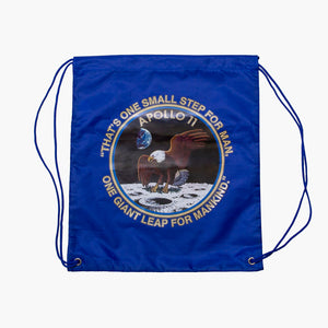 Drawstring Apollo 11 Backpack