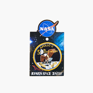 Apollo 11 50th Anniversay Patch