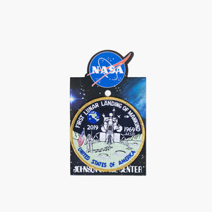 1st Lunar Landing Patch
