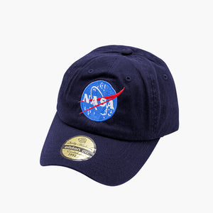 Youth NASA logo cap