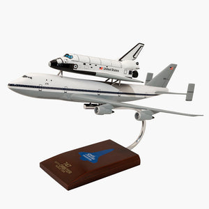 747 Shuttle Carrier executive model