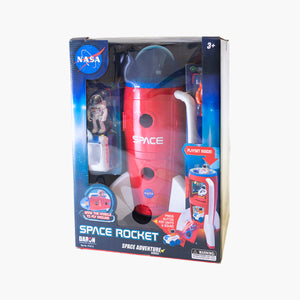 Space Adventure Space Rocket