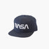 NASA Low Down Flat Bill Cap