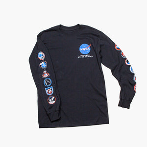 Apollo 50th Anniversary Longsleeve Tee