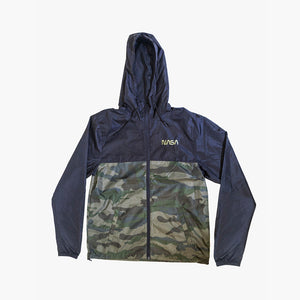 NASA Camo Wind Breaker