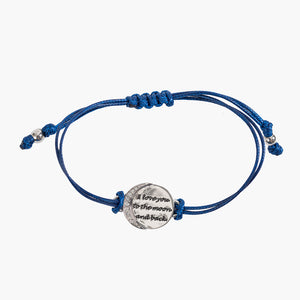 Swarovski Love You to The Moon Bracelet