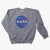 NASA Vector Crew Sweatshirt