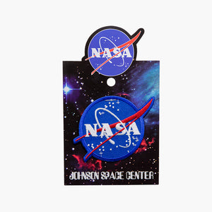 Official Mission patches - NASA logo