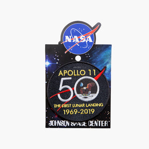 Official Mission patches - APOLLO 11 50YRS