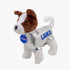 Laika Plush Astronaut Dog