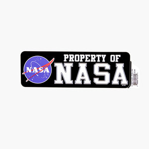 Property of NASA - Space Decals