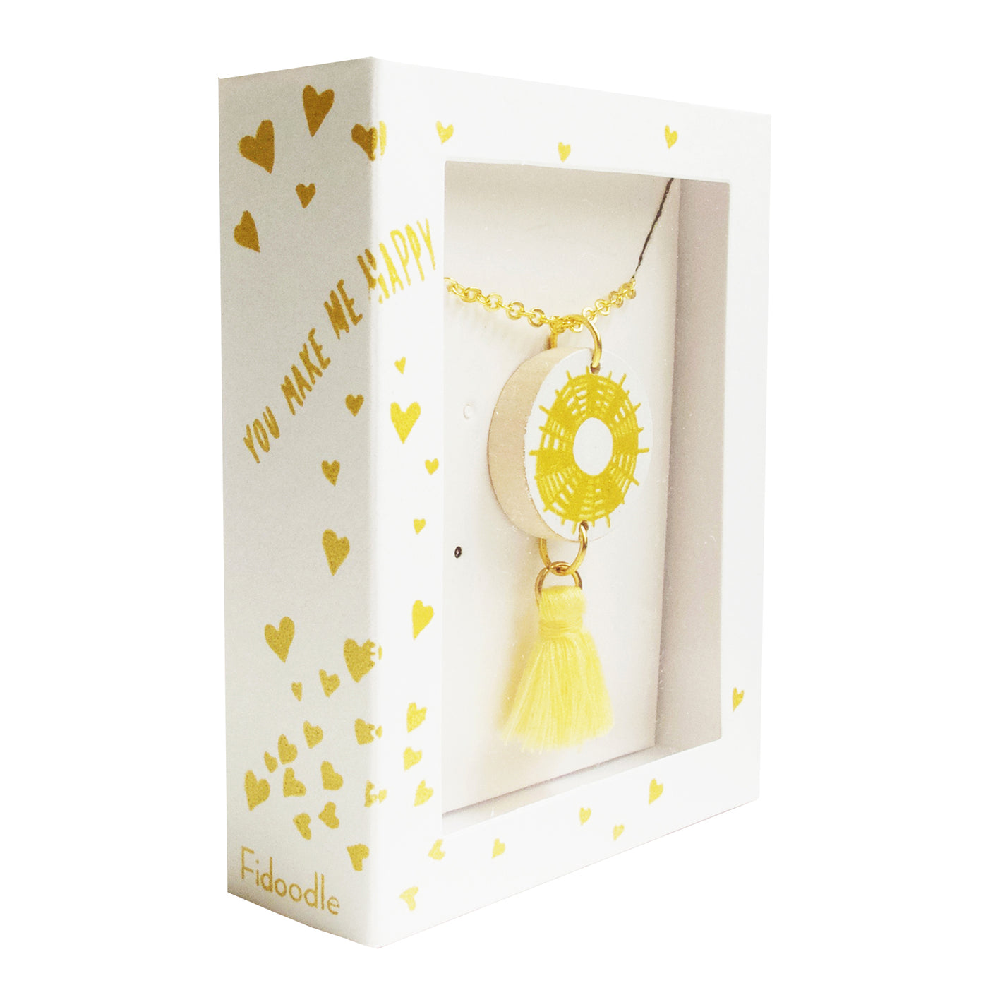 sunshine necklace (sold out)