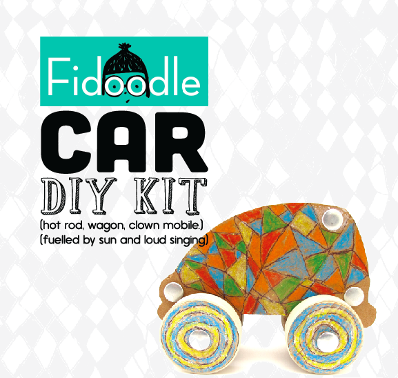 DIY car (sold out)