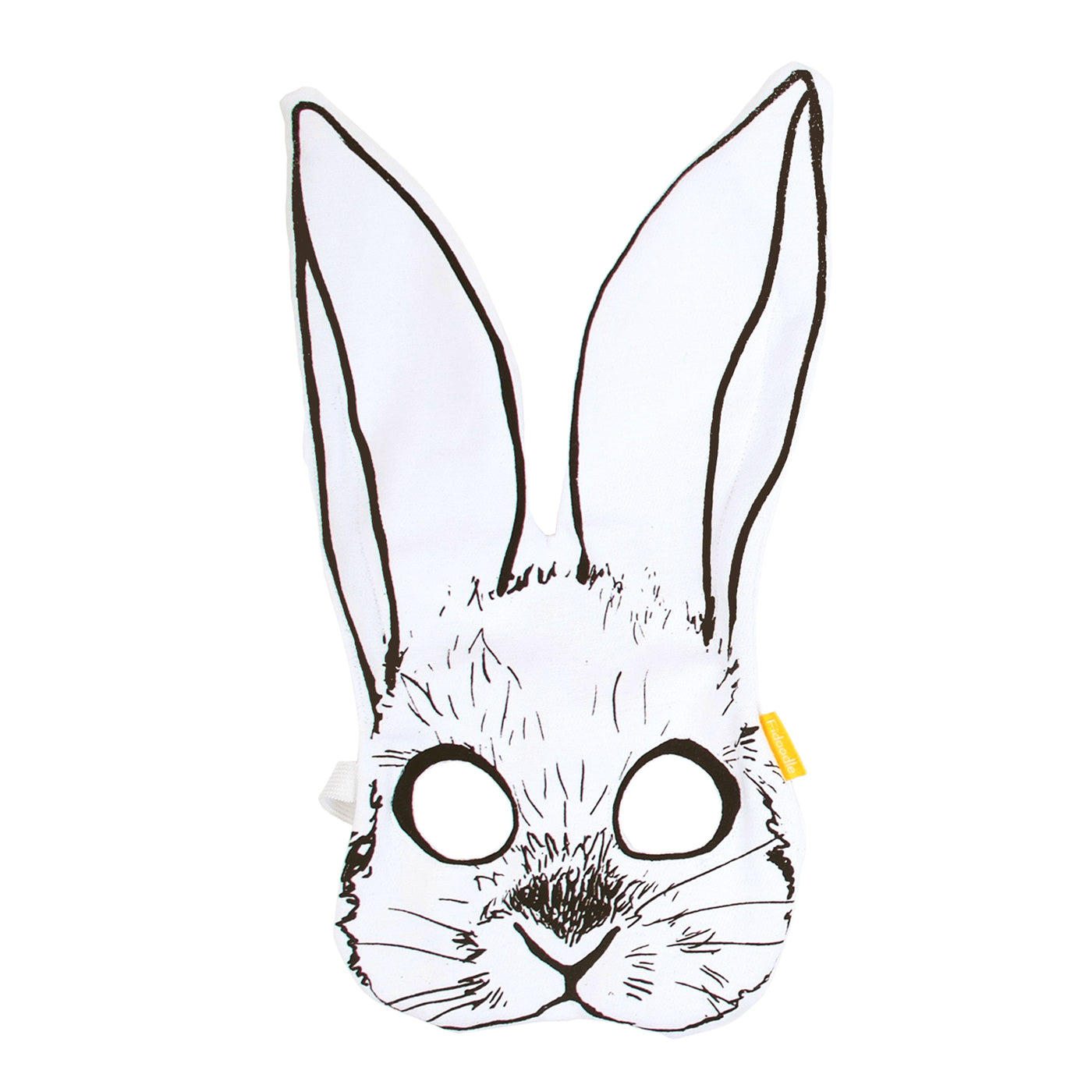 rabbit mask (sold out)