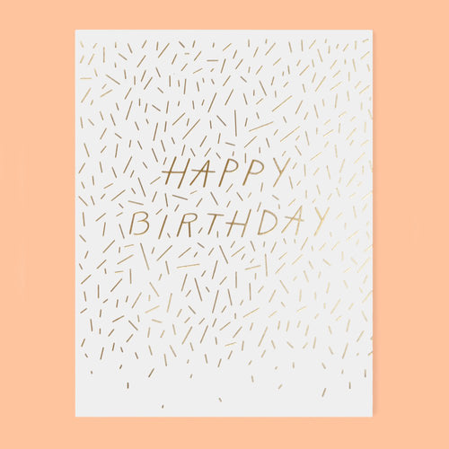Sprinkles Card
