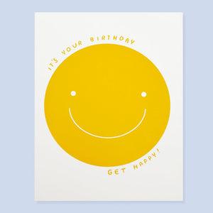Get Happy Card