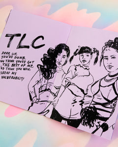 Crazy Sexy Cool - Girl Groups of the 90s Zine