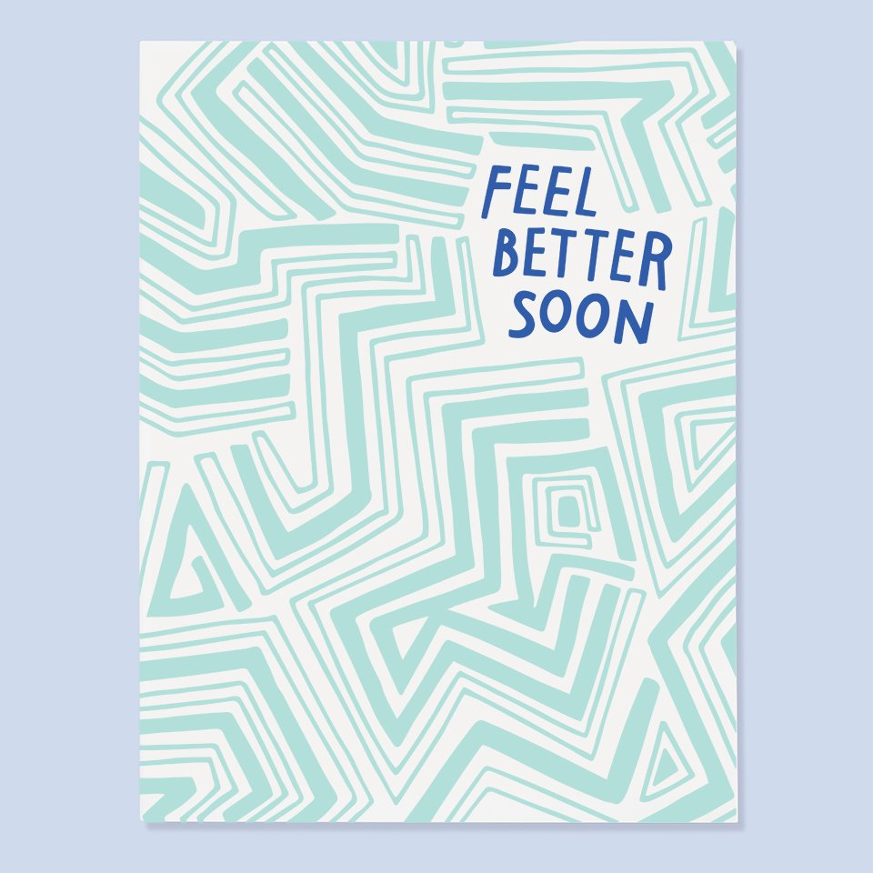 Better Soon Card
