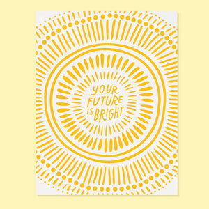 Bright Future Card