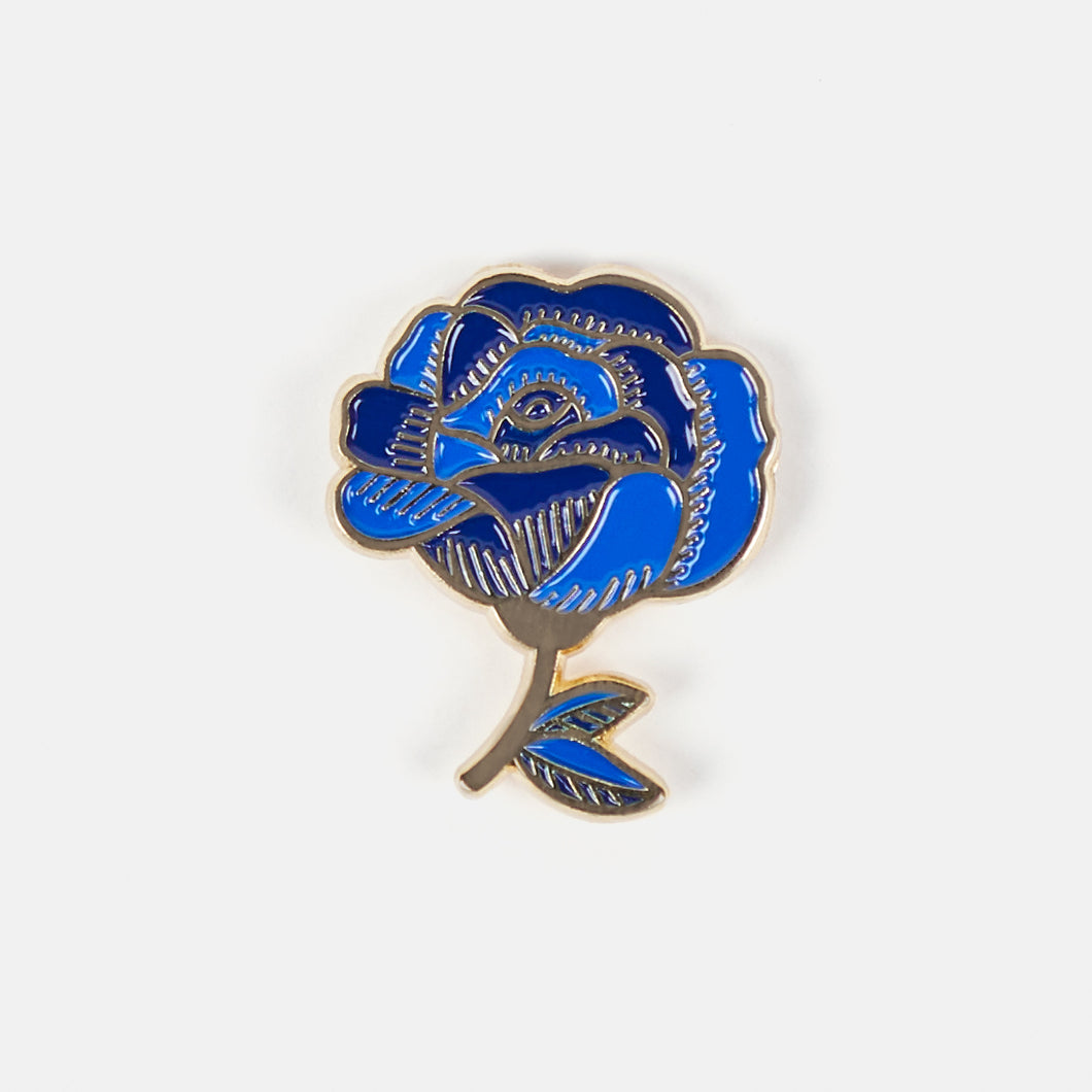 Crush Rose Enamel Pin