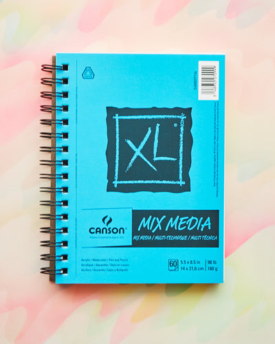 XL Mixed Media Pad - 5.5x8.5
