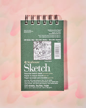 Strathmore Recycled Sketch Pad - 3.5x5