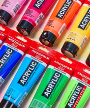Amsterdam Acrylic Paint 120 ml